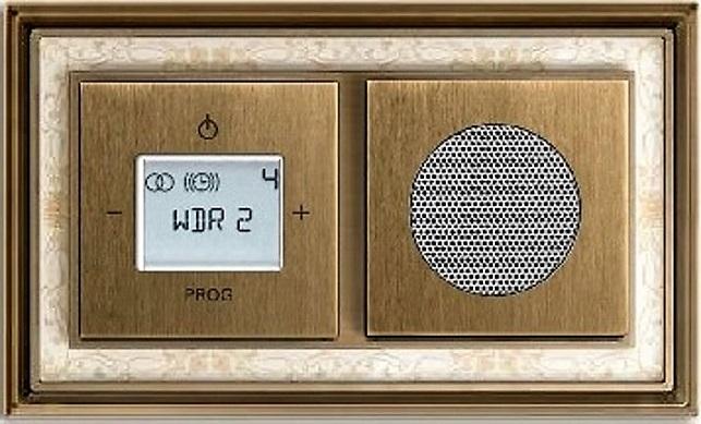 встраиваемое радио abb