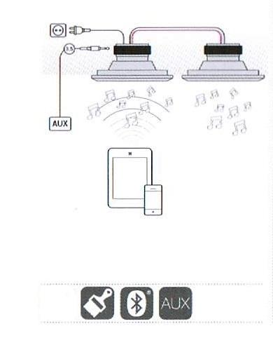 динамики FL501BT подключение