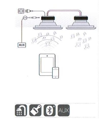 динамики HPRO650BT схема